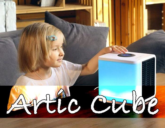 Opinioni su Artic Cube: Funziona bene questo mini condizionatore portatile? Recensione, caratteristiche e prezzo
