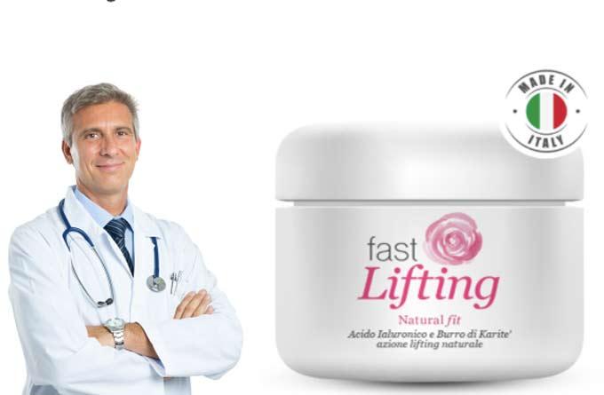 Fast Lifting Crema antirughe: L'abbiamo provata! Recensione, opinioni e prezzo