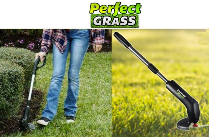 Opinioni su Perfect Grass: Funziona bene questo decespugliatore? Recensione, testimonianze e il prezzo