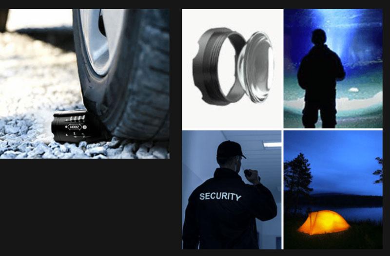 Torcia X-Light: Ha davvero una tecnologia militare? Recensione con opinioni, caratteristiche e il prezzo