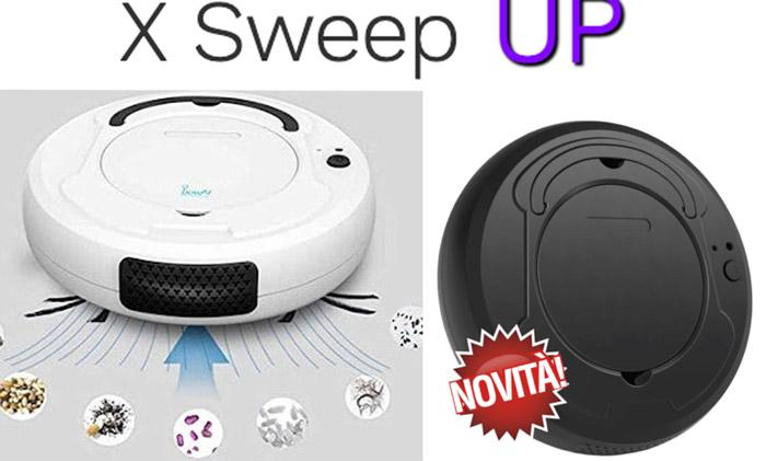 X Sweep Up aspirapolvere robot: È una truffa? Si trova su Amazon? Recensione, opinioni e prezzo