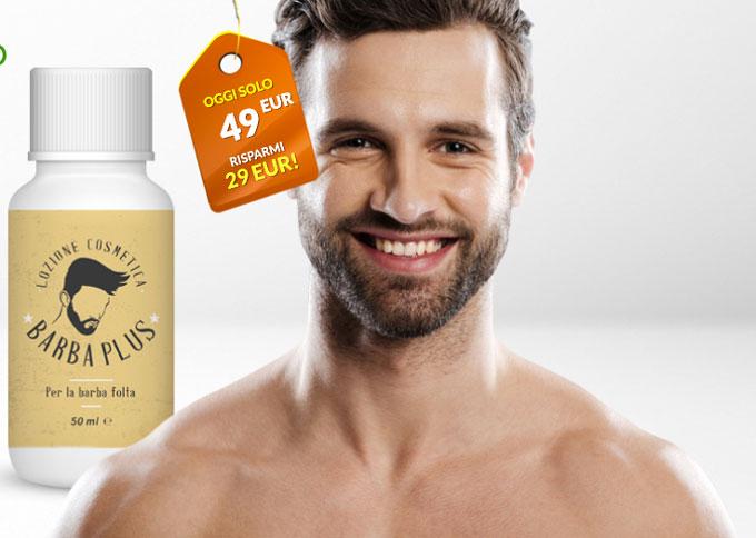 Barba Plus, lozione per la barba folta: Funziona davvero? Recensione, opinioni e il prezzo