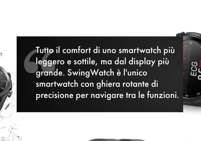 Opinioni su Swing Watch
